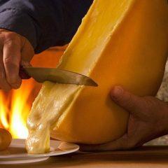 Raclette-Plausch im SKS