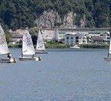 SKS Saisoneröffnung mit auswintern Jollenflotte