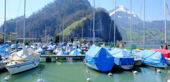 Informationsveranstaltung Sanierung Bootshafenanlage Stansstad