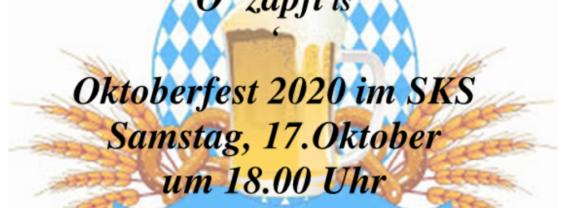 ZumBühlmann's Oktoberfest 2020